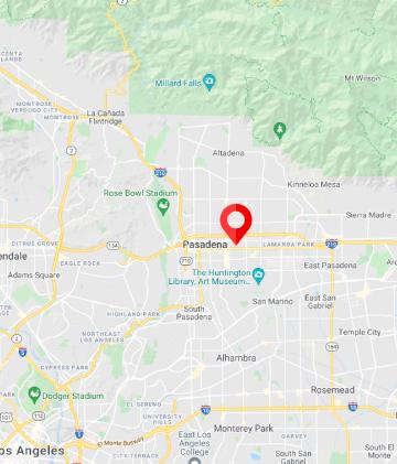 Pasadena Rose & Crown Hotel - 1203 E Colorado Blvd, Pasadena, California 91106